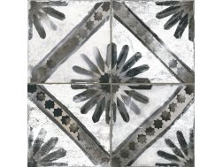 FS MARRAKECH GREY 45x45 - Floor tile with cement tiles.