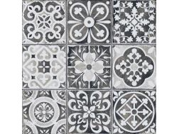 FS FAENZA-N 33x33 - Floor tile with cement tiles.