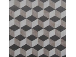Vintage Decor 01 gris 20x20 - Tile, speckled cement tile look - Vintage Decus