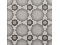 Vintage Decor 02 gris 20x20 - Tile, speckled cement tile look - Vintage Decus