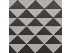 Vintage Decor 03 gris 20x20 - Tile, speckled cement tile look - Vintage Decus