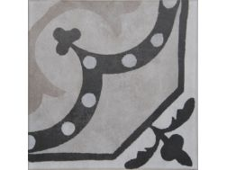 Vintage Decor 04 gris 20x20 - Tile, speckled cement tile look - Vintage Decus