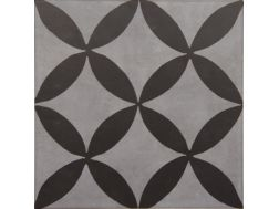 Vintage Decor 05 gris 20x20 - Tile, speckled cement tile look - Vintage Decus