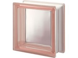 Glass block, transparent block - smooth - ROSA Q19 T Pegasus 20 x 20