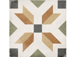 EMPIRE COLOUR 20x20 - Tile, cement tile style, porcelain.