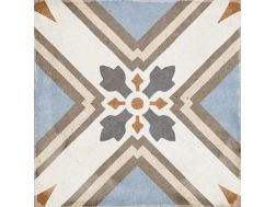 TURIN COLOUR 20x20 - Tile, cement tile style, porcelain.