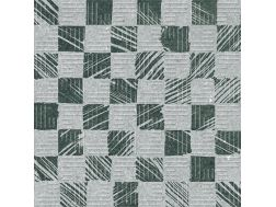AREA15 DAMAS GREY 15X15 - Tile, cement tile style, porcelain.