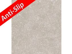 Anti-slip MICRO TAUPE 20x20 - Tile, cement tile style, porcelain.