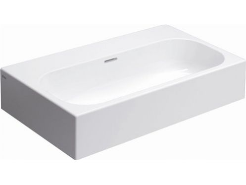 Washbasin 70 x 42 cm, white ceramic - MatchMe CLOU