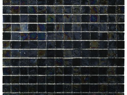 IRI101, Mosaic glass tile 30x30 cm. Acqualine