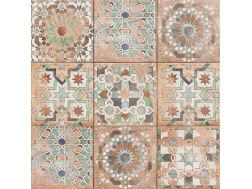 SFORZA 20x20 cm- wall tile, in the Oriental style.
