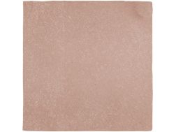 MAGNA CORAL PINK MATT 13 x 13 cm - earthenware tiles, the Oriental style, Moorish or Zellig