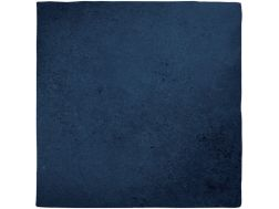 MAGNA SEA BLUE MATT 13 x 13 cm - earthenware tiles, the Oriental style, Moorish or Zellig