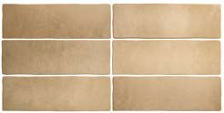 MAGNA AUTUMN MATT 6,5 x 20 cm - earthenware tiles, the Oriental style, Moorish or Zellig