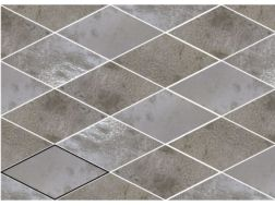 ROMBO SNAP CINDER 15X29,5 cm - earthenware tiles, the Oriental style, Moorish or Zellig