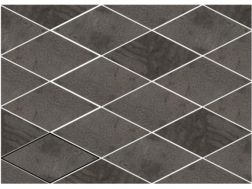 ROMBO SNAP GRAPHITE 15X29,5 cm - earthenware tiles, the Oriental style, Moorish or Zellig