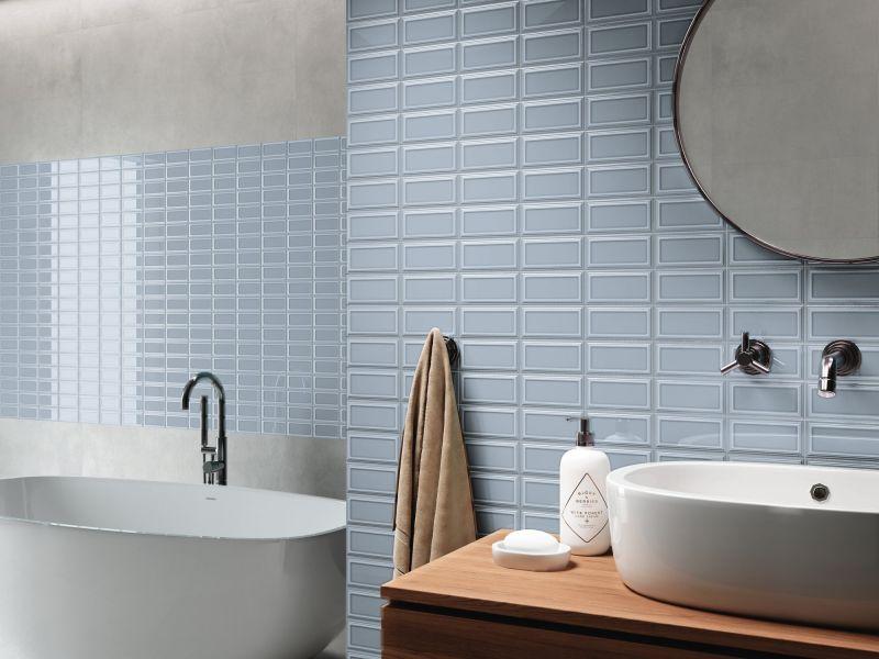 Wall Tiles Metro Style 6 5 X 13 Cm Hamptons Tiana Orient Ape