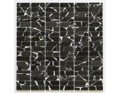 ATLAS - 30 x 30 cm - Contemporary design mosaic, in stone & marble