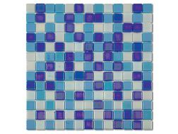 7575 - Emaux Platino MISTRAL, Enamels Glass Mosaic