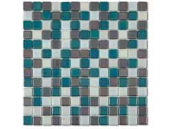 7576 - Emaux Platino LEVANTE, Enamels Glass Mosaic