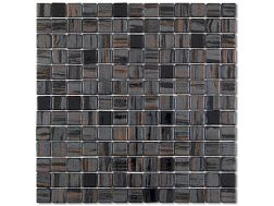 7560 - Emaux Cosmos NEGRO, Enamels Glass Mosaic