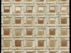 Rodi Travertino Classico/Beige, mosaic sheet 29,4x29,4 cm, Boxer.
