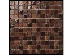 Escorial Brown, mosaic sheet 30x30 cm, Boxer.
